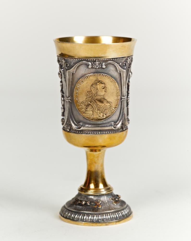 "Shot glass ""Catherine II"""