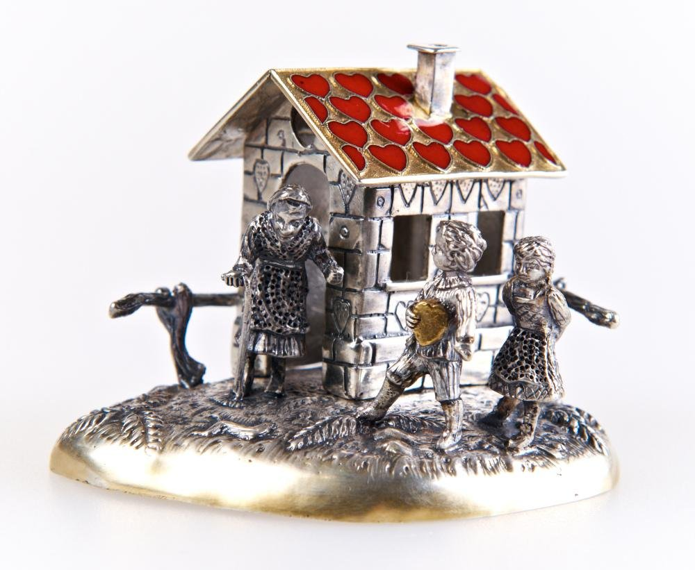 "Souvenir ""Gingerbread house"""