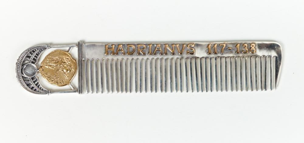 "Hair comb ""Adrian"""