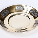 "Silver Serving plate bowl ""Antica"""