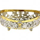 """Silver plate bowl for sweets """"Griffin"""""""