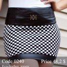 Summer mini skirt