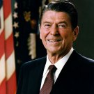 PRESIDENT RONALD REAGAN OFFICIAL PORTRAIT - 8X10 PHOTO (EP-830)