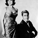 MARY TYLER MOORE & DICK VAN DYKE IN 'THE DICK VAN DYKE SHOW' 8X10 PHOTO (BB-395)
