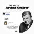 BEST OF ARTHUR GODFREY - 83 Shows - Old Time Radio In MP3 Format OTR On 1 DVD