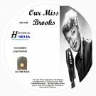 OUR MISS BROOKS - 143 Shows Old Time Radio In MP3 Format OTR On 2 CDs