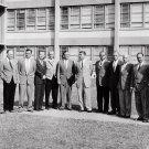 SPECIALISTS OF THE PEENEMUNDE TEAM AT REDSTONE ARSENALL 8X10 NASA PHOTO (EP-363)