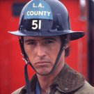 RANDOLPH MANTOOTH AS JOHNNY GAGE IN 'EMERGENCY' - 8X10 PUBLICITY PHOTO (DA-481)