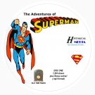 ADVENTURES OF SUPERMAN - 1,204 Shows Old Time Radio In MP3 Format OTR On 7 CDs