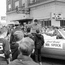 LEONARD NIMOY AS MR. SPOCK GRAND MARSHALL PEAR BLOSSOM FEST. 8X10 PHOTO (DA-557)