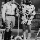 FLIP WILSON AS 'GERALDINE' AND TIM CONWAY - 8X10 PUBLICITY PHOTO (AA-241)