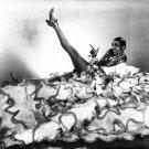 ACTRESS JOSEPHINE BAKER - 8X10 PUBLICITY PHOTO (DD-043)