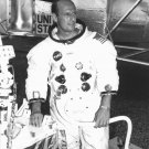 "APOLLO 12 ASTRONAUT CHARLES ""PETE"" CONRAD, JR. - 8X10 NASA PHOTO (EP-372)"