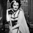 YVONNE DE CARLO 'LILY MUNSTER' IN 'THE MUNSTERS' - 8X10 PUBLICITY PHOTO (DA-637)
