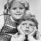 ANISSA JONES & JOHNNY WHITAKER IN 'FAMILY AFFAIR' 8X10 PUBLICITY PHOTO (BB-697)