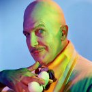 "VINCENT PRICE AS ""EGGHEAD"" IN TV SERIES 'BATMAN' - 8X10 PUBLICITY PHOTO (DA-612)"