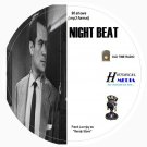 NIGHT BEAT - 90 Shows Old Time Radio In MP3 Format OTR 1 CD