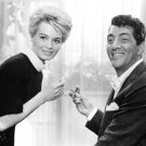 ANGIE DICKINSON & DEAN MARTIN IN 'OCEAN'S 11' - 8X10 PUBLICITY PHOTO (ZZ-279)