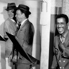 RAT PACK IN RECORDING STUDIO DEAN MARTIN, FRANK SINATRA & SAMMY DAVIS, JR. - 8X10 PHOTO (DA-681)