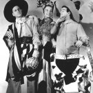 ABBOTT & COSTELLO CARMEN MIRANDA 'THE STREETS OF PARIS' - 8X10 PHOTO (DA-683)