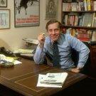 CBS NEWSMAN '60 MINUTES' VETERAN MORLEY SAFER - 8X10 PUBLICITY PHOTO (ZY-109)