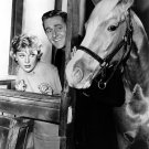 """ALAN YOUNG, CONNIE HINES AND """"MISTER ED"""" - 8X10 PUBLICITY PHOTO (ZY-112)"""