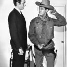 "ALAN YOUNG & GUEST STAR CLINT EASTWOOD ""MISTER ED"" 8X10 PUBLICITY PHOTO (ZY-119)"