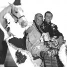 "ALAN YOUNG, CONNIE HINES & ""MISTER ED"" - 8X10 CHRISTMAS PUBLICITY PHOTO (ZY-117)"