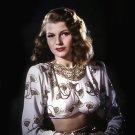 LEGENDARY ACTRESS RITA HAYWORTH IN 'GILDA' - 8X10 PUBLICITY PHOTO (NN-012)