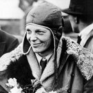 AMERICAN AVIATRIX AMELIA EARHART - 8X10 PHOTO (BB-556)