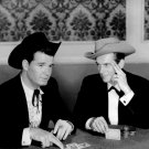 JAMES GARNER & JACK KELLY IN TV SHOW 'MAVERICK' - 8X10 PUBLICITY PHOTO (DA-116)