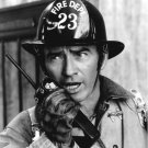 JAMES DRURY AS CAPTAIN SPIKE RYERSON 'FIREHOUSE' - 8X10 PUBLICITY PHOTO (ZZ-509)