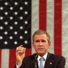 GEORGE W BUSH SPEAKS JOINT SESSION OF CONGRESS RE: SEPT. 11 8X10 PHOTO (ZZ-510)
