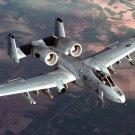 U.S. AIR FORCE A-10A WARTHOG IN 1999 - 8X10 PHOTO (EP-961)