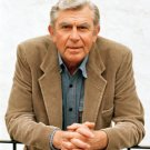 ANDY GRIFFITH LEGENDARY TELEVISION ACTOR - 8X10 PUBLICITY PHOTO (EP-968)