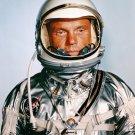 MERCURY ASTRONAUT JOHN GLENN IN SPACESUIT - 8X10 PHOTO (AA-682)