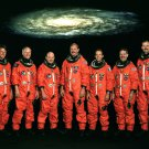 SPACE SHUTTLE DISCOVERY STS-103 HUBBLE REPAIR CREW - 8X10 NASA PHOTO (EP-462)