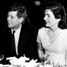 SENATOR JOHN F. KENNEDY AND JACKIE AT THE STORK CLUB IN 1955 8X10 PHOTO (AA-167)