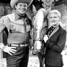 "JACK CARSON GINGER ROGERS ""THE GROOM WORE SPURS"" 8X10 PUBLICITY PHOTO (AA-867)"