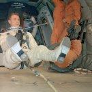 GEMINI 8 ASTRONAUT DAVE SCOTT DURING EVA TRAINING C-135 8X10 NASA PHOTO (BB-772)