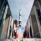 GEMINI 11 SPACECRAFT LIFT-OFF FROM LAUNCH COMPLEX 19 - 8X10 NASA PHOTO (BB-823)