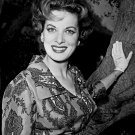 MAUREEN O'HARA LEGENDARY FILM ACTRESS - 8X10 PUBLICITY PHOTO (ZY-076)
