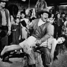 JOHN WAYNE & MAUREEN O'HARA IN 'McLINTOCK!' - 8X10 RARE PUBLICITY PHOTO (ZY-081)