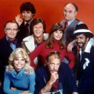 'WKRP IN CINCINNATI' CAST CBS TELEVISION PROGRAM - 8X10 PUBLICITY PHOTO (BB-888)