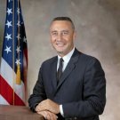 ASTRONAUT GUS GRISSOM - 8X10 NASA PHOTO (BB-905)