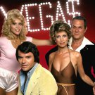 CAST FROM THE ABC TELEVISION SHOW 'VEGA$' VEGAS - 8X10 PUBLICITY PHOTO (BB-924)