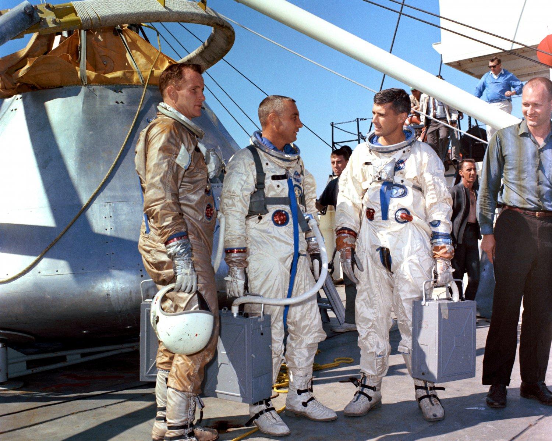 astronaut ed white apollo mission - photo #24
