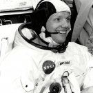 APOLLO 11 ASTRONAUT NEIL ARMSTRONG IN TRAINING - 8X10 NASA PHOTO (CC-075)