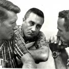 MERCURY ASTRONAUTS WALLY SCHIRRA GUS GRISSOM & CARPENTER - 8X10 PHOTO (CC-086)