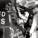 ASTRONAUT JOHN GLENN ENTERS FRIENDSHIP 7 FOR LAUNCH - 8X10 NASA PHOTO (EP-203)